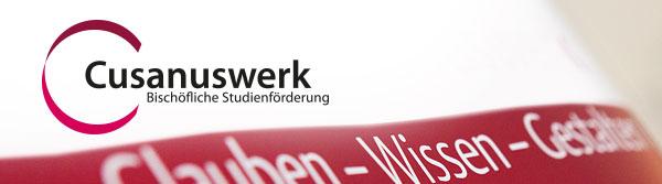 Logo Cusanuswerk